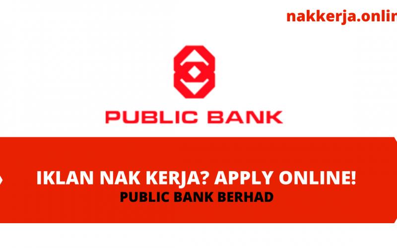 kerja-kosong-public-bank-may-2020